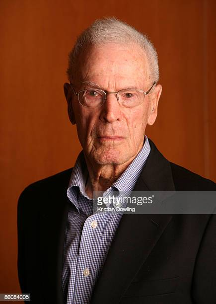 Former DGA President Gene Reynolds poses at the 13th Annual City Of Lights City Of Angels Film Festival held at the Directors Guild of America on...