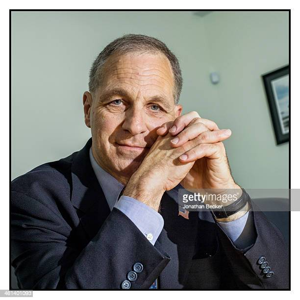 Former director of the FBI Louis Freeh is photographed for Fortune Magazine on May 8 2013 in New York City PUBLISHED IMAGE