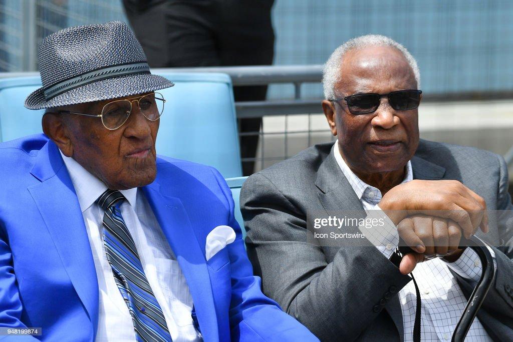 MLB: APR 15 Diamondbacks at Dodgers : News Photo