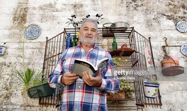 Former drug dealer Laureano Oubina presentes his book 'Oubina Toda La Verdad' at San Francisco de Asis foundation on June 22 2018 in Madrid Spain