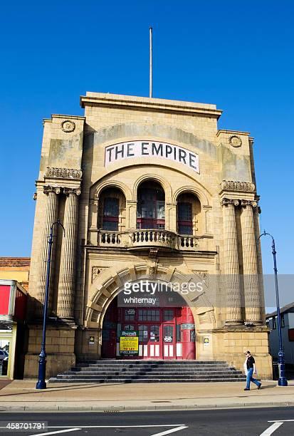 Ehemalige Empire Theatre auf Great Yarmouth promenade