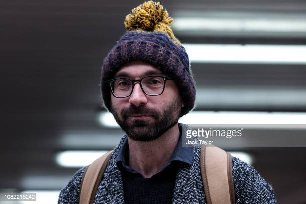 Former employee of Barclays bank, Carlo Palombo leaves Southwark Crown Court where he faces charges over an alleged conspiracy to defraud as part of...