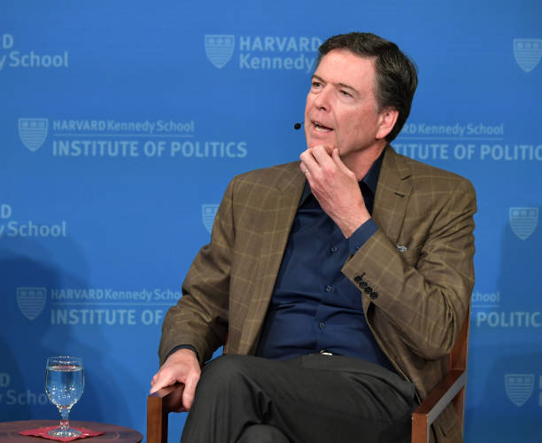 MA: Former FBI Director James Comey In Conversation