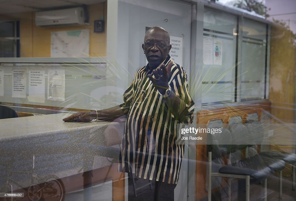 FIFA Vice President Jack Warner Maintains Innocence Amid Bribery Scandal : News Photo