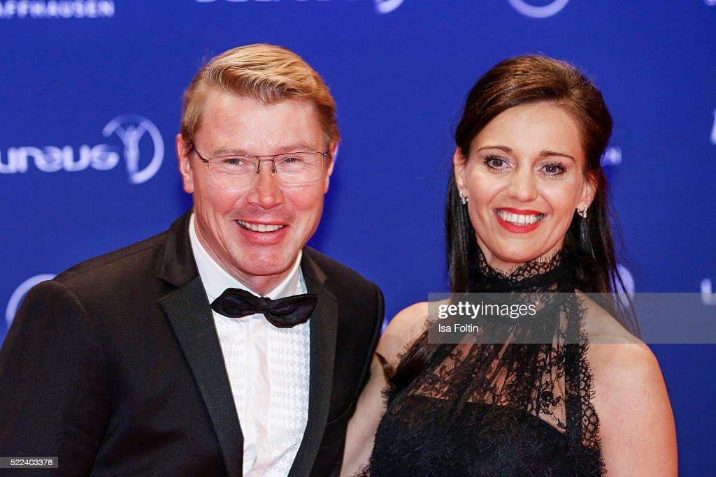 Laureus World Sports Awards 2016 : News Photo
