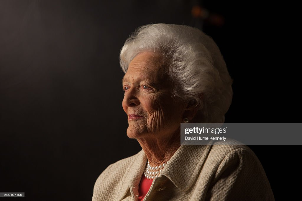 In Profile: Former First Lady Barbara Bush
