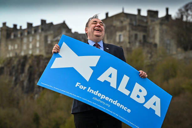 GBR: Alex Salmond Appeals To BBC And STV To Allow Alba Party Entry To TV Debate