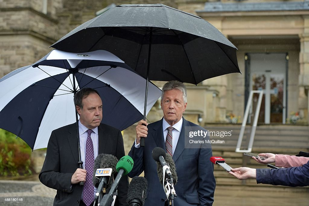 Crisis Talks Continue At Stormont