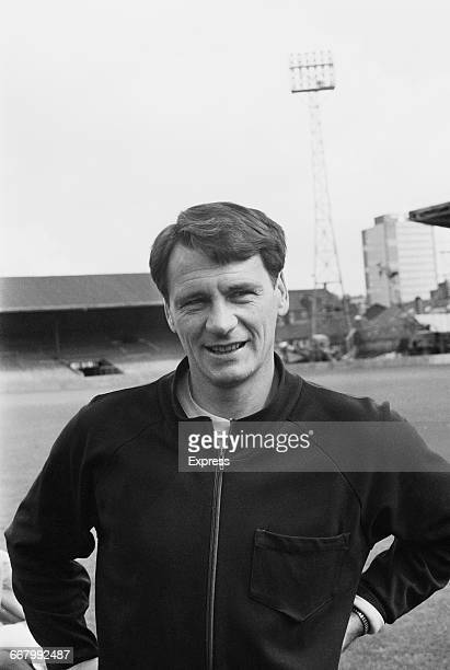 Former footballer Bobby Robson manager of Ipswich Town FC UK 19th August 1971