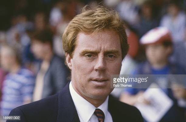 Former footballer Harry Redknapp manager of AFC Bournemouth circa 1990