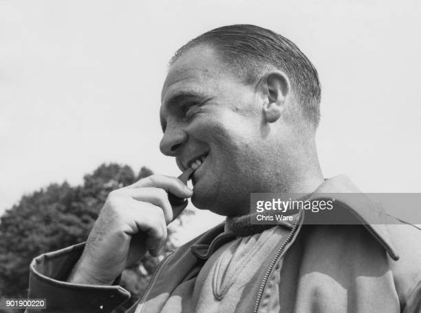 Former footballer Jesse Carver takes over management of Coventry City FC 1955