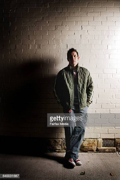 Former footballer Matthew Johns is starring in a new film called 'The Last Winter' about the father of the Newtown Jets football club 12 May 2006 SHD...