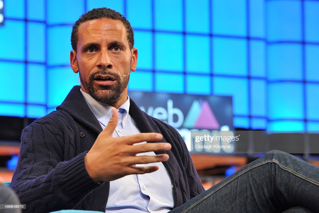 Speakers At The 2015 Web Summit : News Photo