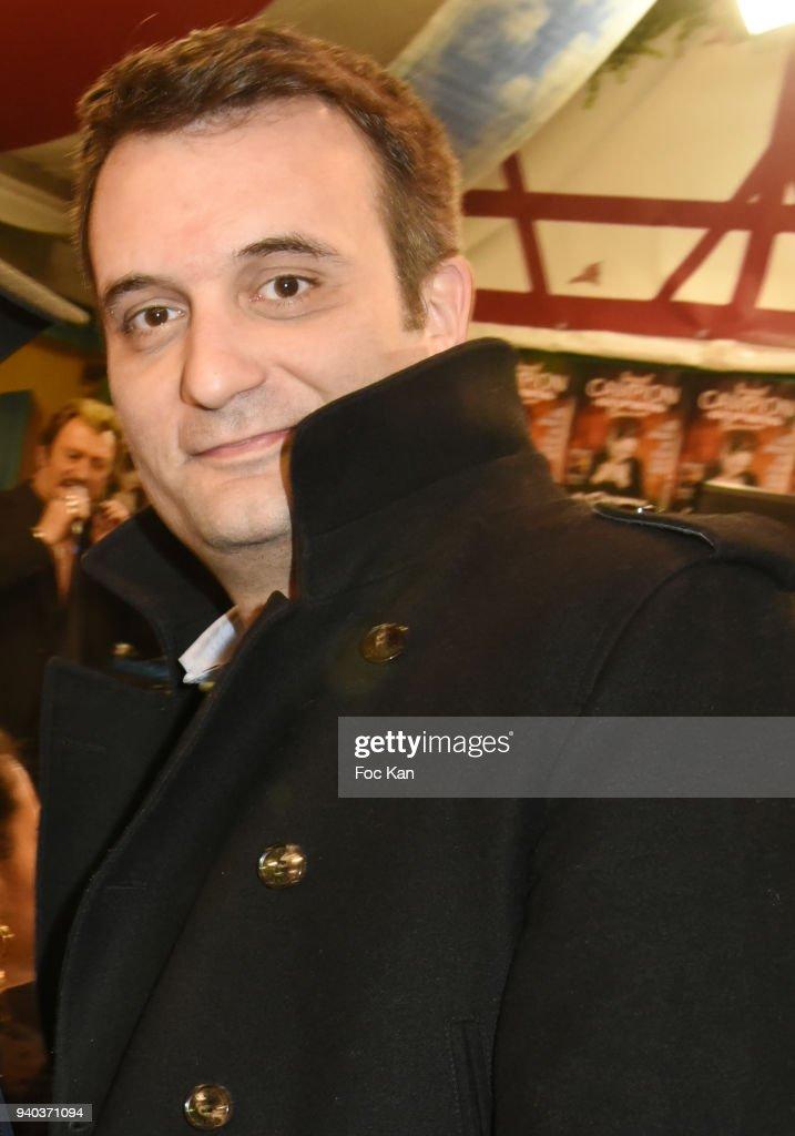 Foire du Trone Opening At Pelouse de Reuilly  In Paris