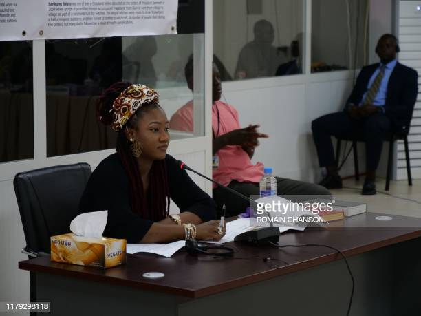 Former Gambian beauty queen, Fatou Jallow, accused former President Yahya Jammeh of raping her as a punishment for rejecting his marriage proposal...