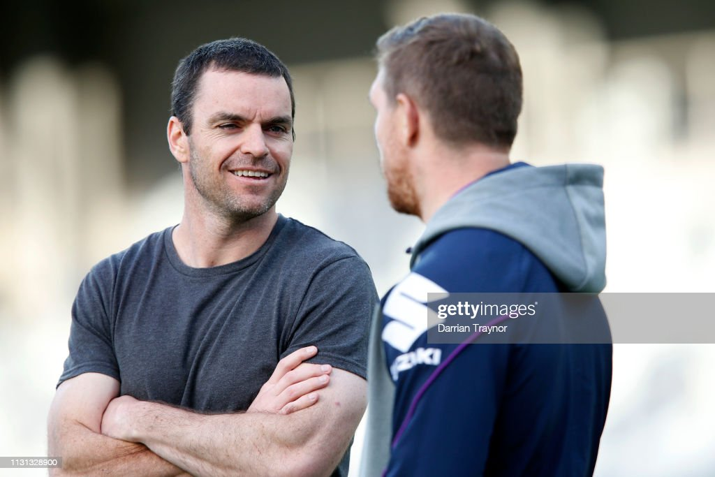 AUS: NRL Trial Match - Storm v Warriors