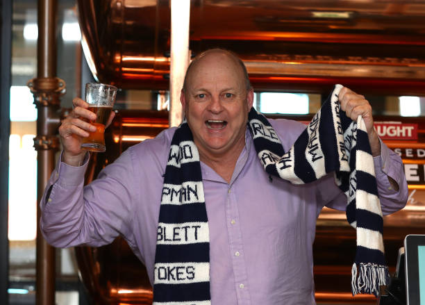 AUS: Geelong Residents Show Their Support For The Cats Ahead Of AFL Grand Final