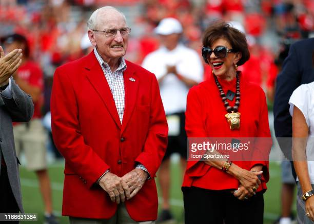 Vince Dooley Stock Pictures Royalty Free Photos Images Getty