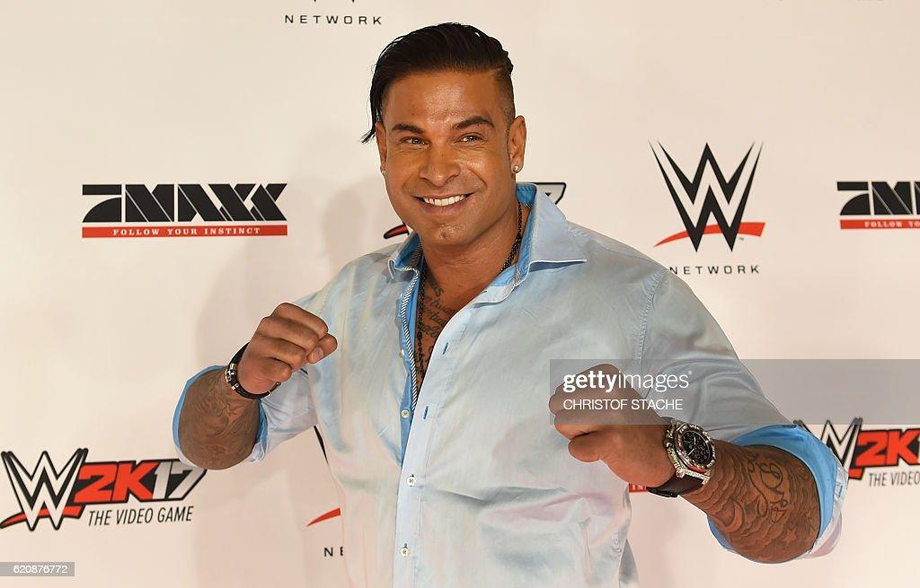 WRESTLING-WWE-GER-WIESE : News Photo
