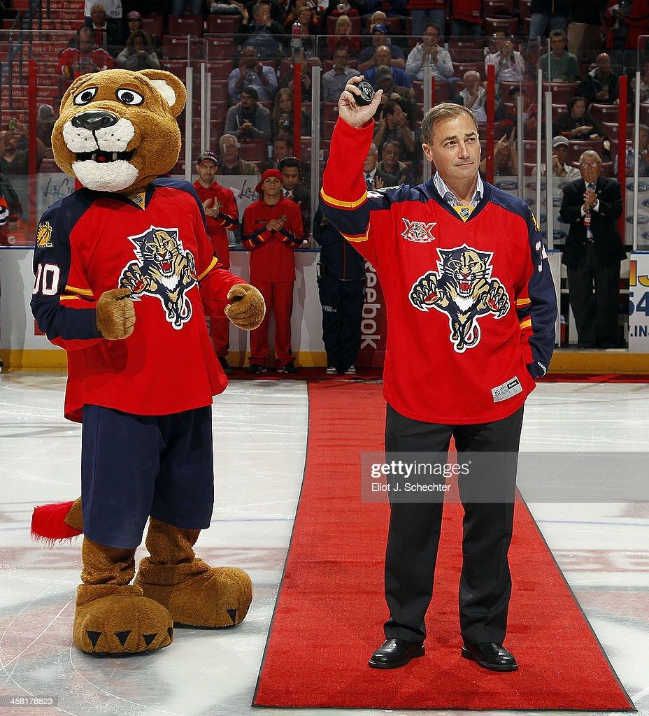 Washington Capitals v Florida Panthers