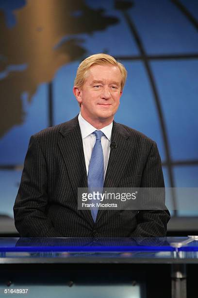 Former Gov William Weld appears during live Election Night coverage of The Daily Show with Jon Stewart November 2 2004 in New York City