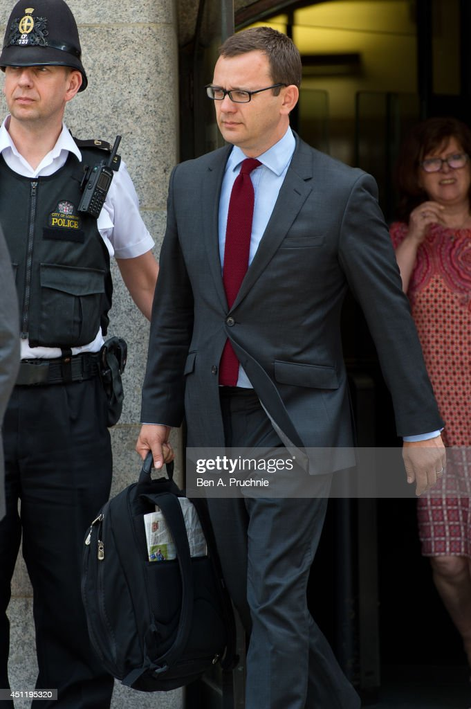 Verdicts In Phone Hacking Trial : News Photo