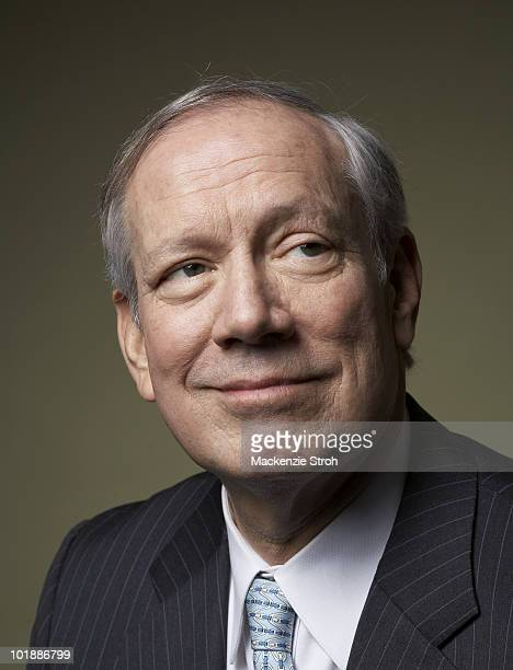 Former Governor of New York George Pataki poses at a portrait session in 2009