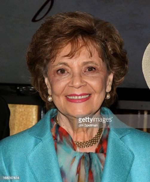 Former Governor of New York Mario Cuomo, Matilda Raffa Cuomo, Margaret Cuomo and Howard Maier attend the 2013 T.J. Martell Foundation Women Of...