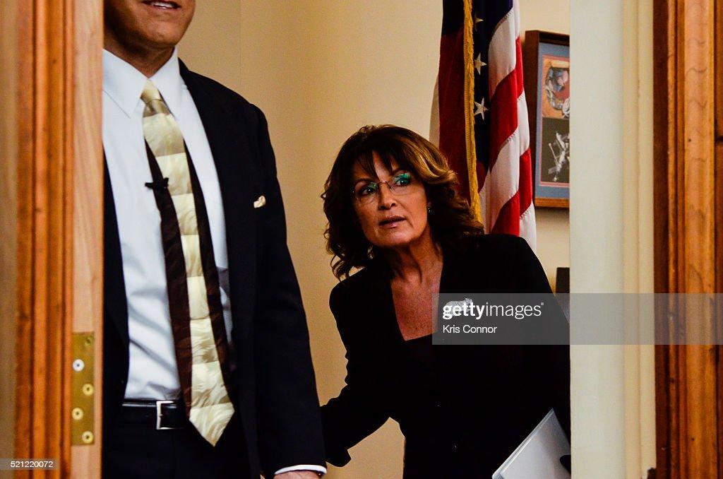 Sarah Palin Hustler Mag