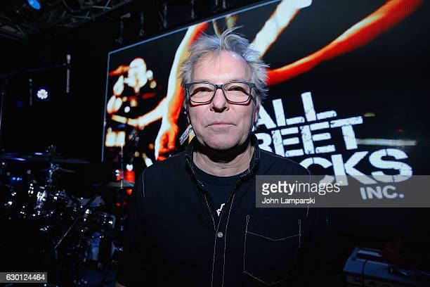 Former Guns'N' Roses member Matt Sorumattends 2016 Wall Street Rocks for our Heroes at Highline Ballroom on December 16 2016 in New York City