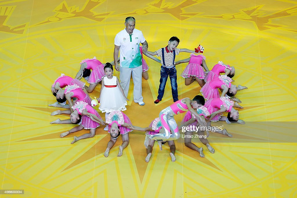 2014 World Artistic Gymnastics Championships - Day 1