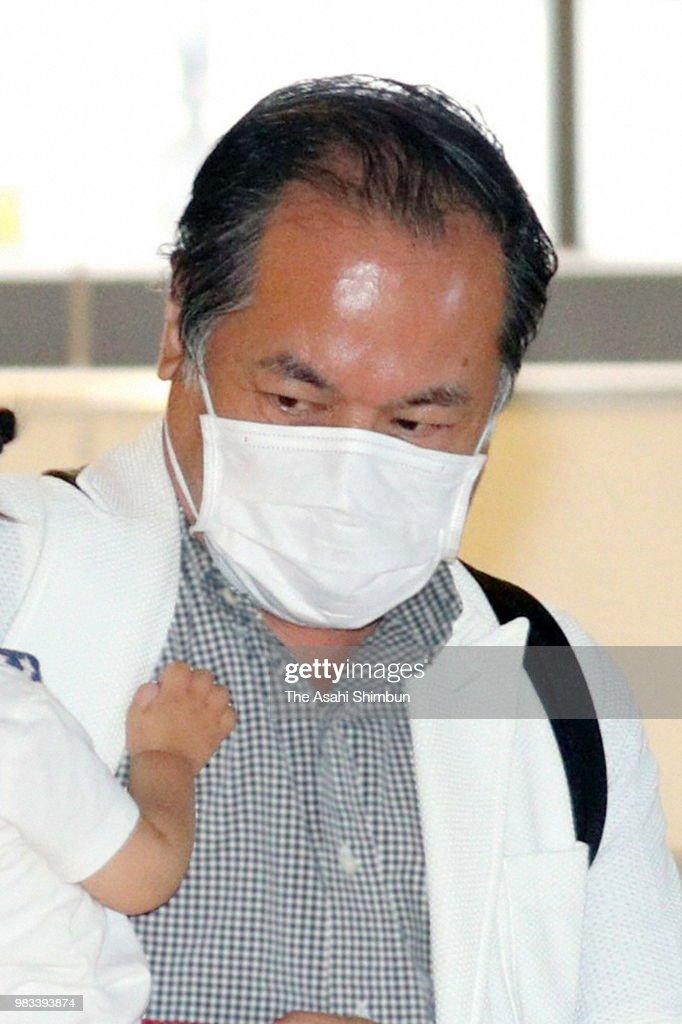 Police Arrest Former President Of Bankrupt Kimono Firm