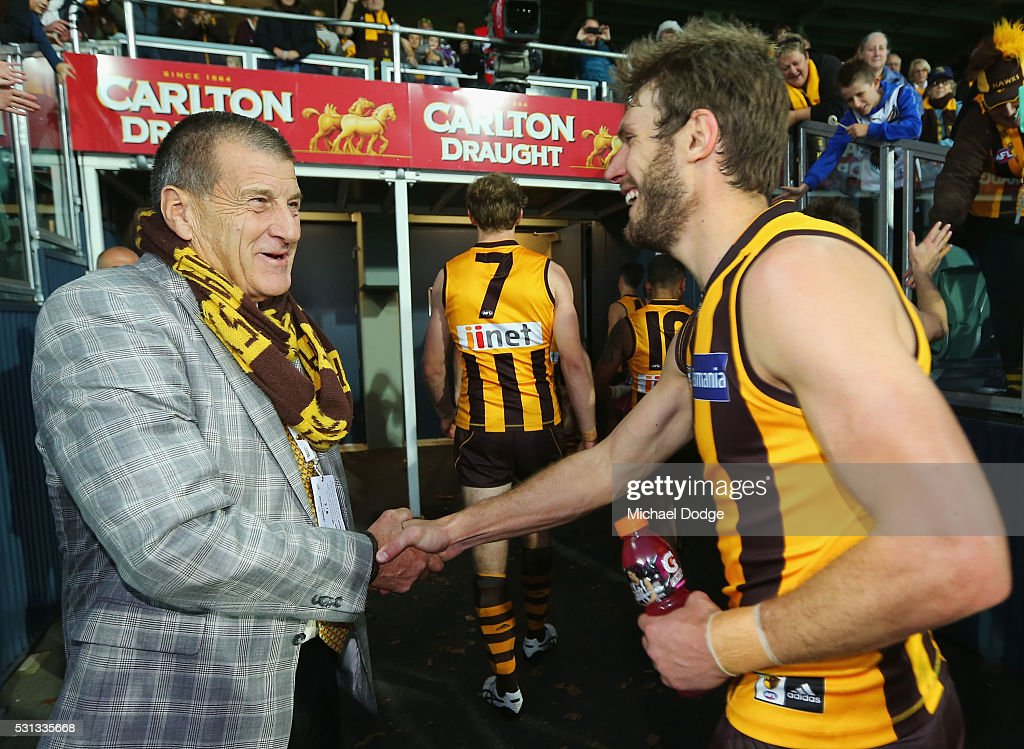 AFL Rd 8 - Hawthorn v Fremantle