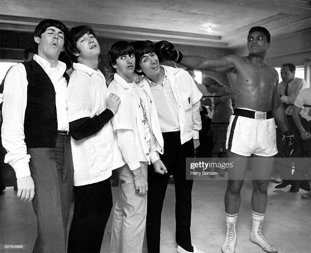 Muhammad Ali, Harry Benson Archive, 1964-2000