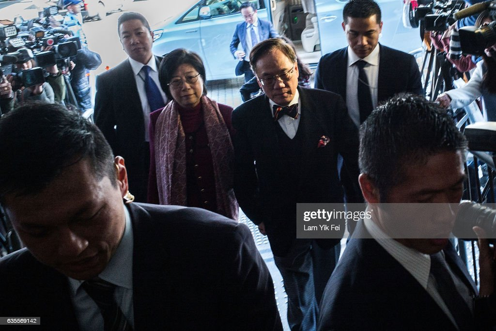 Former Hong Kong Leader Donald Tsang Found Guilty Of Misconduct In Office
