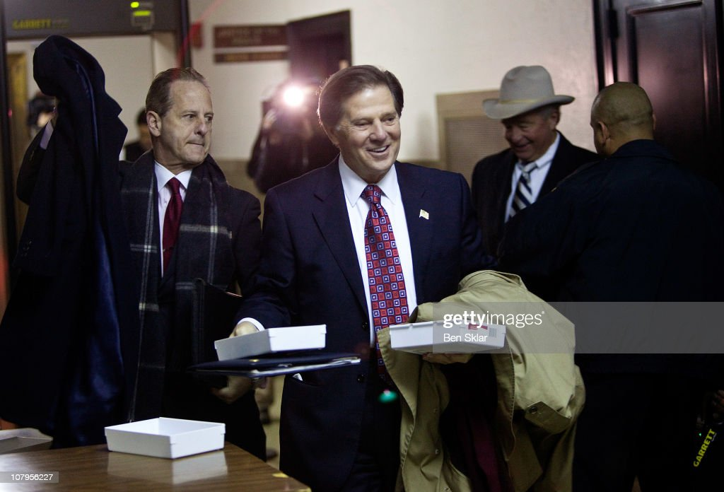 Tom Delay Sentenced To Three Years In Money Laundering Case