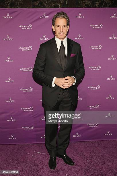 Former ice hockey player Brendan Shanahan attends the Alzheimer's Association 32nd Annual Rita Hayworth Gala at Cipriani 42nd Street on October 27...