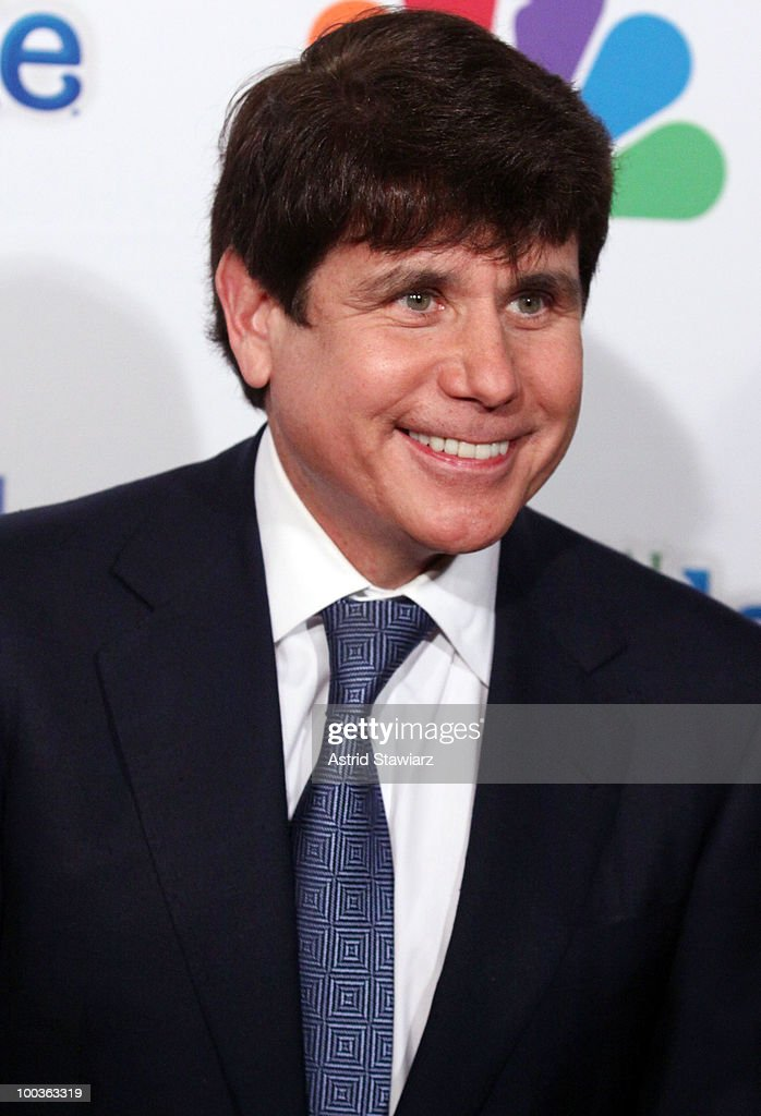 Former Illinois Governor Rod Blagojevich attends 'The Celebrity Apprentice' Season 3 finale after party at Trump SoHo on May 23, 2010 in New York City.