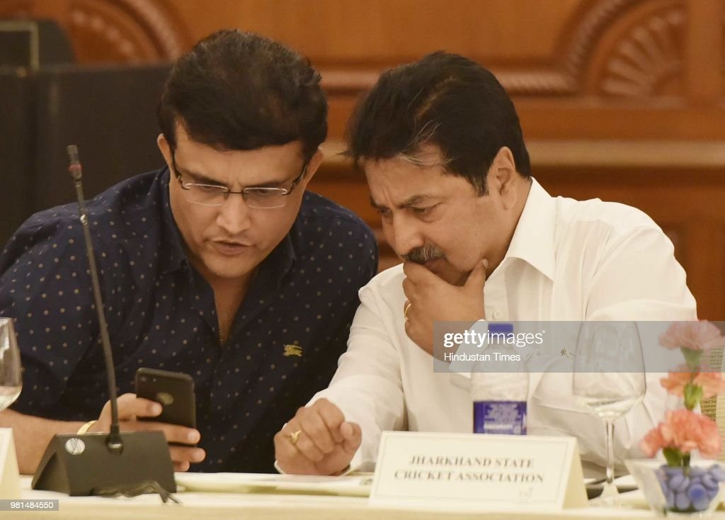 BCCI General Body Meeting