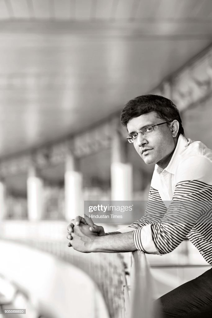 HT Brunch Exclusive: Profile Shoot Of Former Indian Cricket Team Skipper Sourav Ganguly