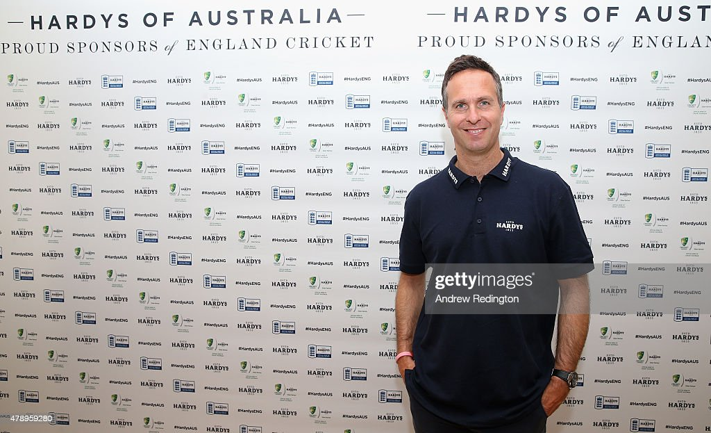 Cricket Media Event : News Photo