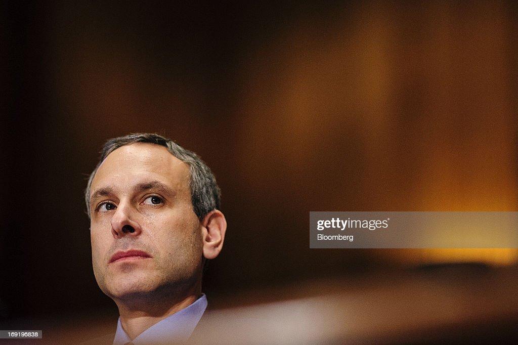 Senate Finance Hearing on IRS Selective Scrutiny