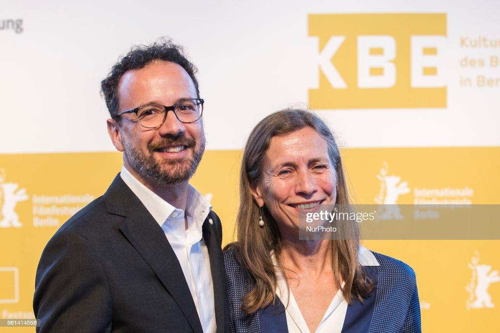 New Direction of Berlinale Film Festival nominated in Berlin : Nachrichtenfoto