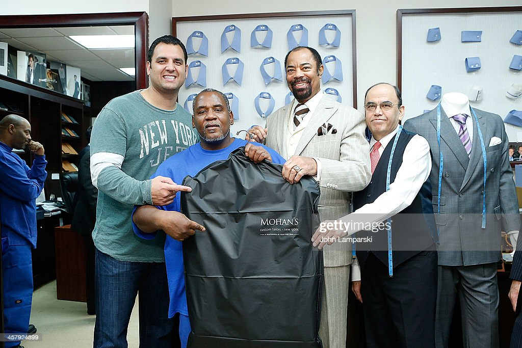 2013 Mohan's Winter Coat Drive Benefiting The Doe Fund