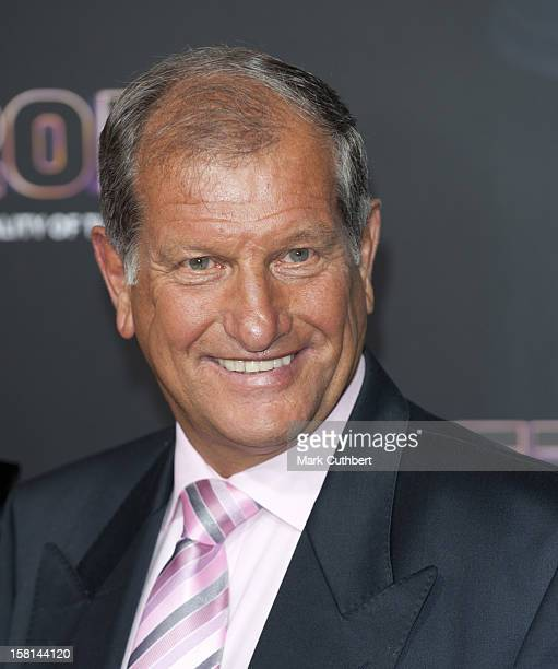 Former Jockey Bob Champion Arriving For The Sports Personality Of The Year Awards 2011 At Mediacityuk Salford Manchester