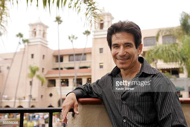 Former jockey Laffit Pincay appears at the premiere of 'Laffit All About Winning' a documentary celebrating the life and career of horseracing's...