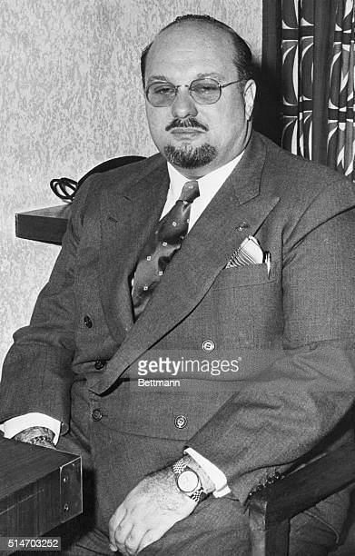 Former King Farouk makes his home in Italy after abdicating his throne in 1952 during a coup d'etat