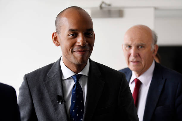 GBR: Former Labour And Change UK MP Joins The Liberal Democrat Party