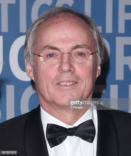 Former Laureate Dr Hans Clevers attends the 2017 Breakthrough Prize at NASA Ames Research Center on December 4 2016 in Mountain View California