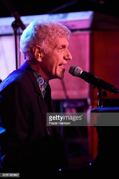 Former lead singer of Styx Dennis DeYoung performs onstage during the Unbridled Eve Gala during the 142nd Kentucky Derby on May 6 2016 in Louisville...